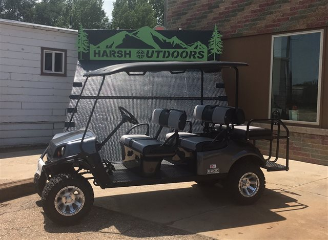 2017 E-Z-GO Express L6 Express L6 at Harsh Outdoors, Eaton, CO 80615