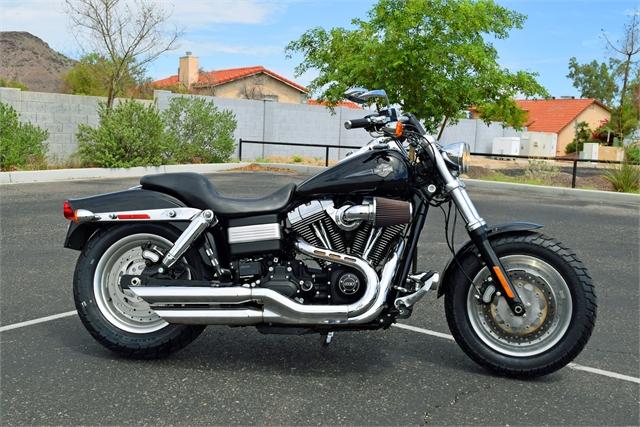 2012 Harley-Davidson Dyna Glide Fat Bob at Buddy Stubbs Arizona Harley-Davidson