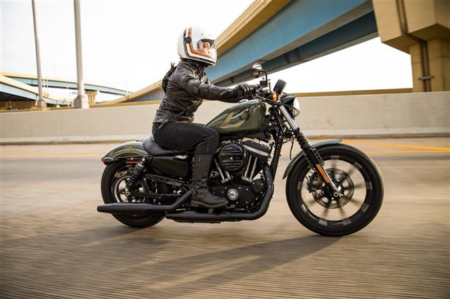 2021 Harley-Davidson Street XL 883N Iron 883 at Great River Harley-Davidson