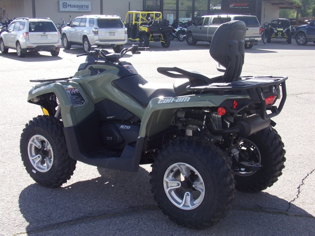 2019 Can-Am Outlander MAX 570 DPS at Power World Sports, Granby, CO 80446
