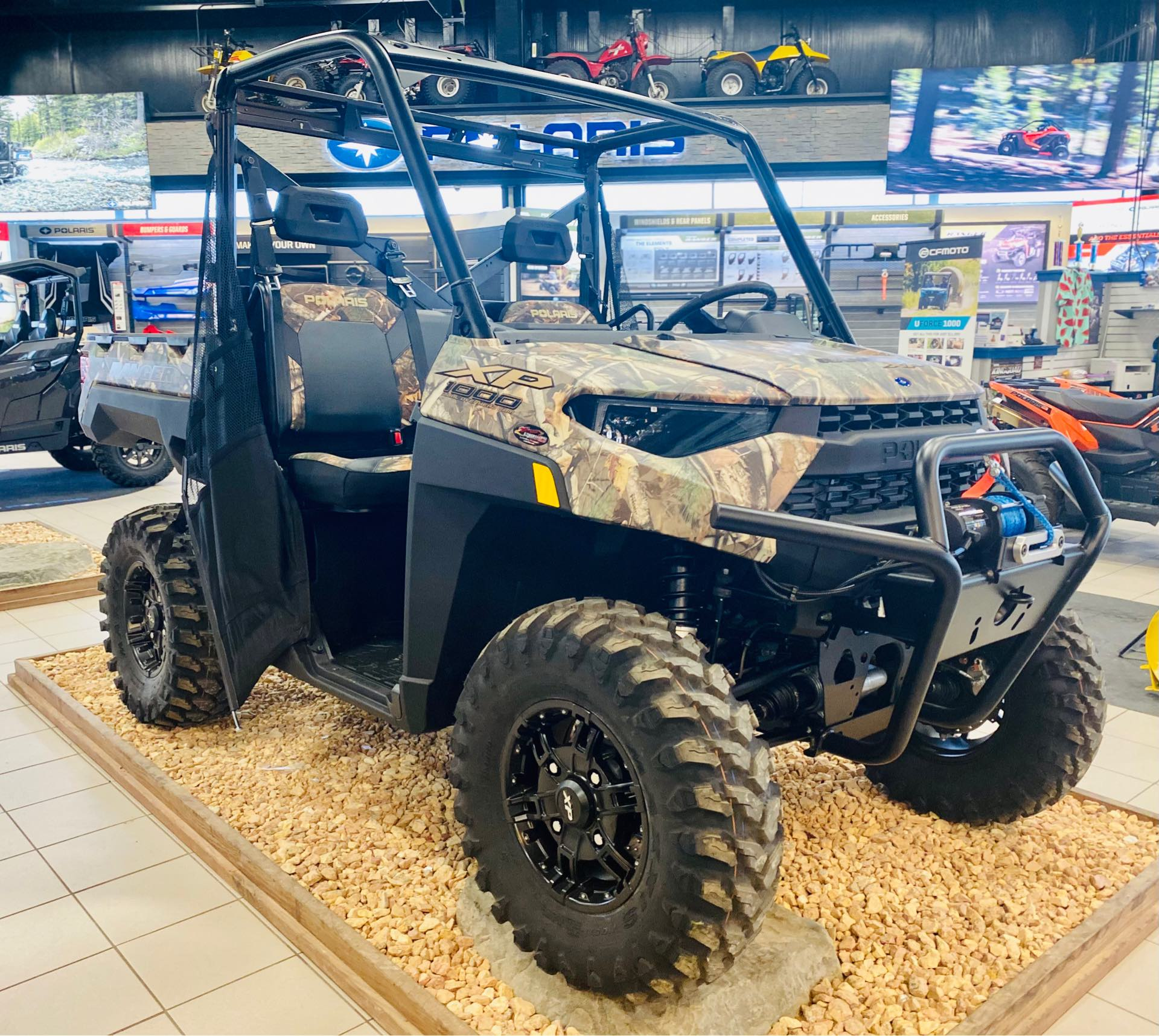 2021 Polaris Ranger XP 1000 Big Game Edition at Rod's Ride On Powersports