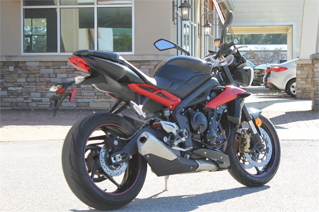 2014 Triumph Street Triple R ABS at Extreme Powersports Inc
