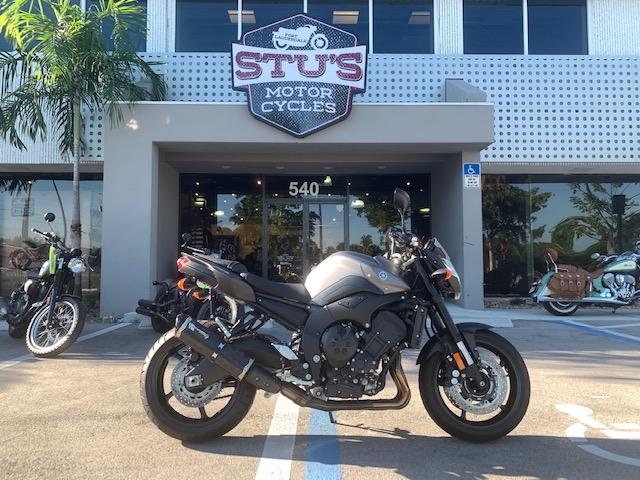 2013 Yamaha FZ 8 at Fort Lauderdale