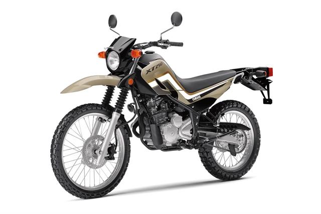 2020 Yamaha XT 250 at Lynnwood Motoplex, Lynnwood, WA 98037