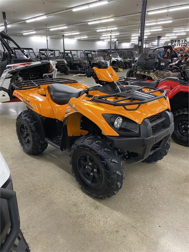 2020 Kawasaki Brute Force 750 4x4i EPS at ATVs and More