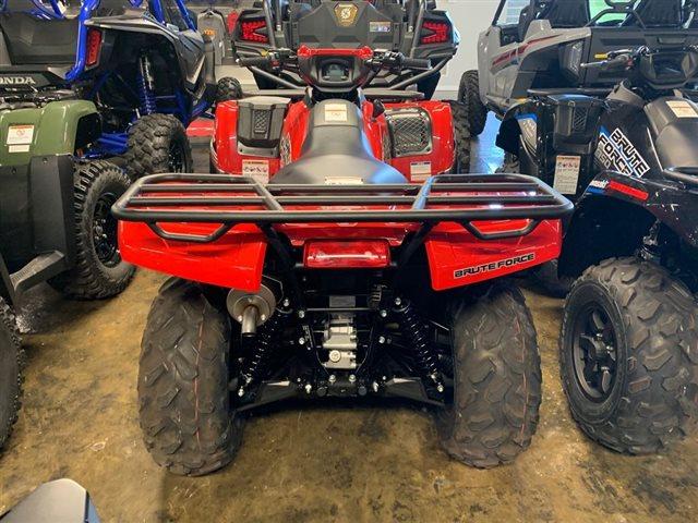2021 Kawasaki Brute Force 750 4X4i 750 4x4i at Powersports St. Augustine