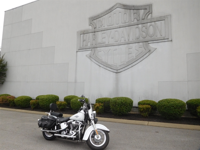 2012 Harley-Davidson Softail Heritage Softail Classic at Bumpus H-D of Murfreesboro