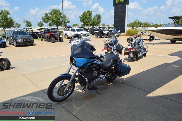 2011 Harley-Davidson Dyna Glide Super Glide Custom at Shawnee Honda Polaris Kawasaki