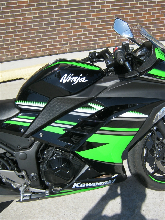 2016 Kawasaki Ninja 300 ABS KRT Edition at Brenny's Motorcycle Clinic, Bettendorf, IA 52722