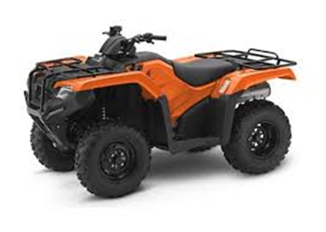 2018 Honda FourTrax Rancher 4X4 Manual Shift at Genthe Honda Powersports, Southgate, MI 48195