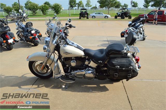 2014 Harley-Davidson Softail Heritage Softail Classic at Shawnee Honda Polaris Kawasaki