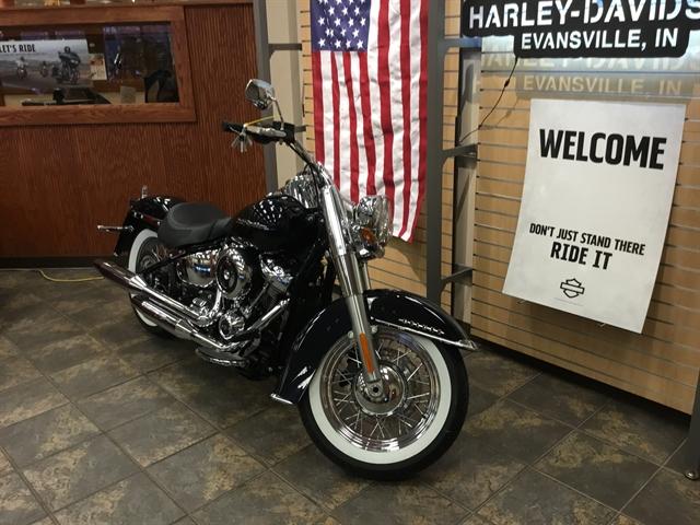 2020 Harley-Davidson Softail Deluxe at Bud's Harley-Davidson