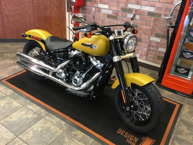 2019 Harley-Davidson FLSL SOFTAIL SLIM at Bud's Harley-Davidson, Evansville, IN 47715