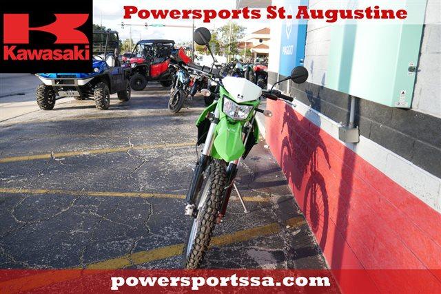 2019 Kawasaki KLX250 250 at Powersports St. Augustine