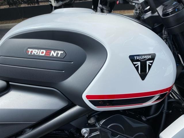 2022 Triumph Trident 660 at Tampa Triumph, Tampa, FL 33614