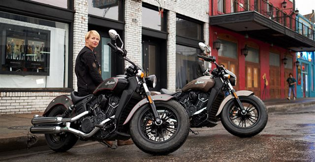 2018 Indian Scout Sixty at Loess Hills Harley-Davidson