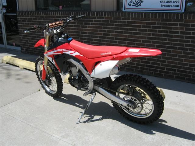 2017 Honda CRF450RXH at Brenny's Motorcycle Clinic, Bettendorf, IA 52722