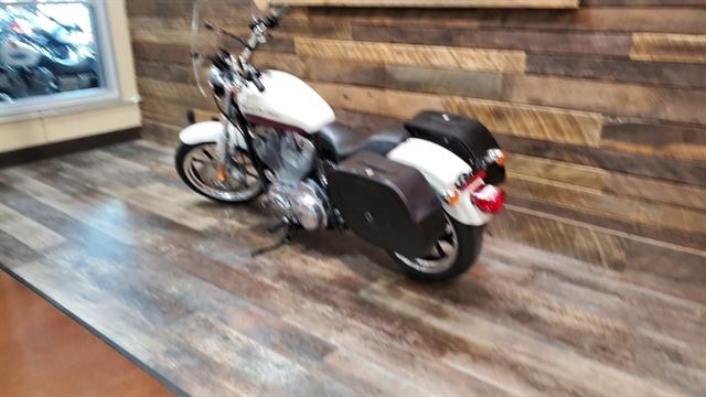 2011 Harley-Davidson Sportster 883 SuperLow at Bull Falls Harley-Davidson