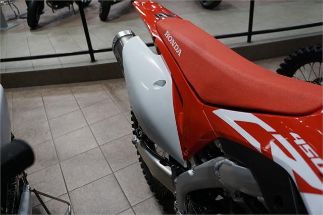 2020 Honda CRF 450X at Clawson Motorsports