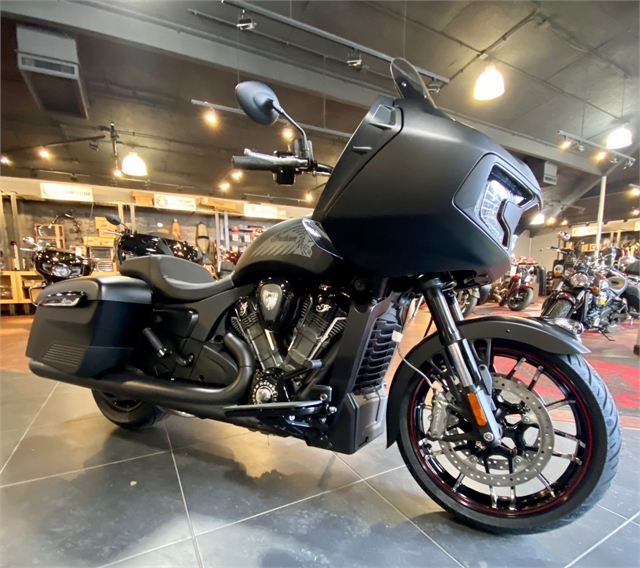 2021 Indian Challenger Challenger Dark Horse at Shreveport Cycles
