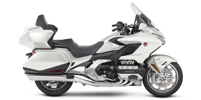 2018 Honda Gold Wing Tour DCT at Bay Cycle Sales
