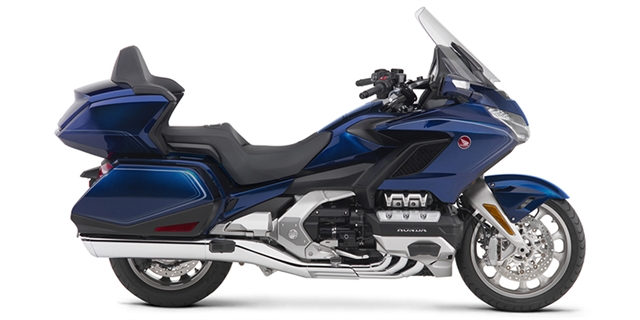 2018 Honda Gold Wing Tour DCT at Bay Cycle Sales