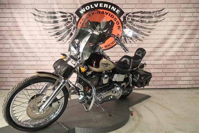 1998 HD FXDWG at Wolverine Harley-Davidson