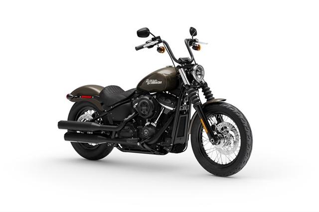 2020 Harley-Davidson Softail Street Bob at Ventura Harley-Davidson