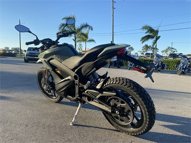 2021 Zero DS ZF72 at Fort Myers