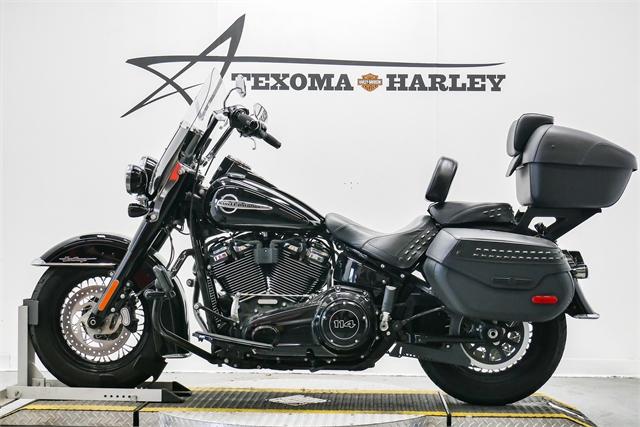 2018 Harley-Davidson Softail Heritage Classic 114 at Texoma Harley-Davidson