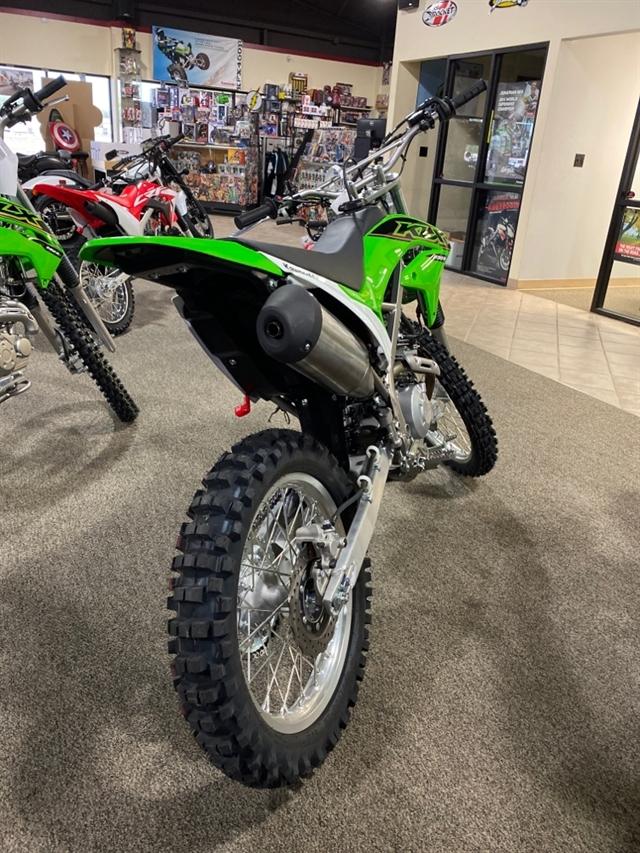 2021 Kawasaki KLX 140R F at Dale's Fun Center, Victoria, TX 77904