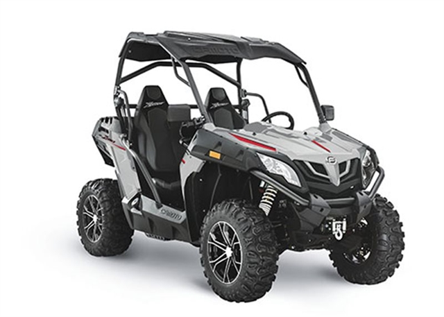 2021 CFMOTO ZFORCE 500 Trail at Hebeler Sales & Service, Lockport, NY 14094