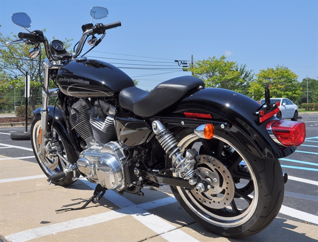 2017 Harley-Davidson Sportster SuperLow at All American Harley-Davidson, Hughesville, MD 20637