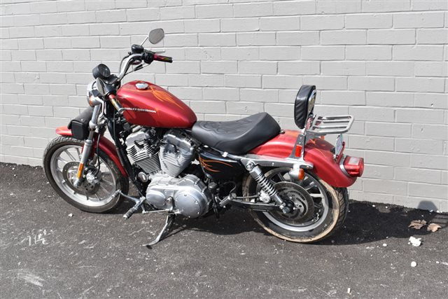 2005 Harley-Davidson Sportster 883 Low 883 Low at Cannonball Harley-Davidson®