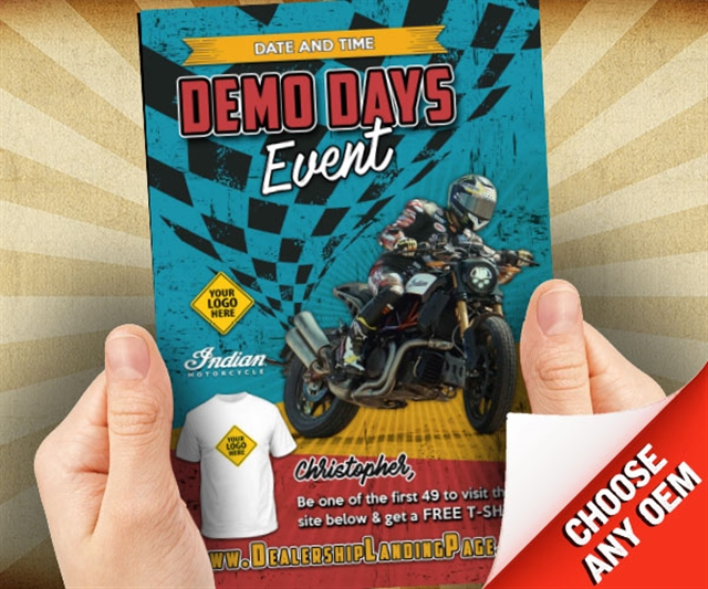 2019 Anytime Demo Days Event Powersports at PSM Marketing - Peachtree City, GA 30269
