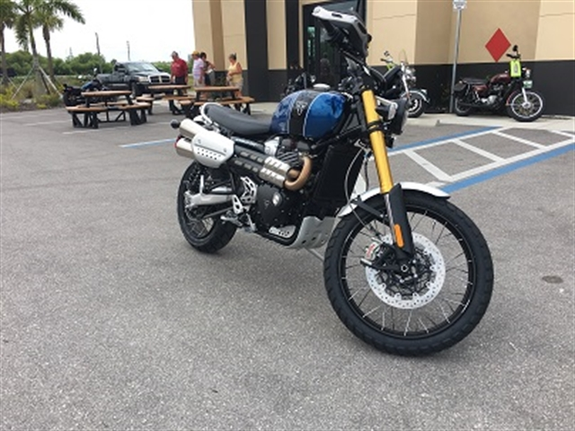 2019 Triumph Scrambler 1200 XE at Fort Myers