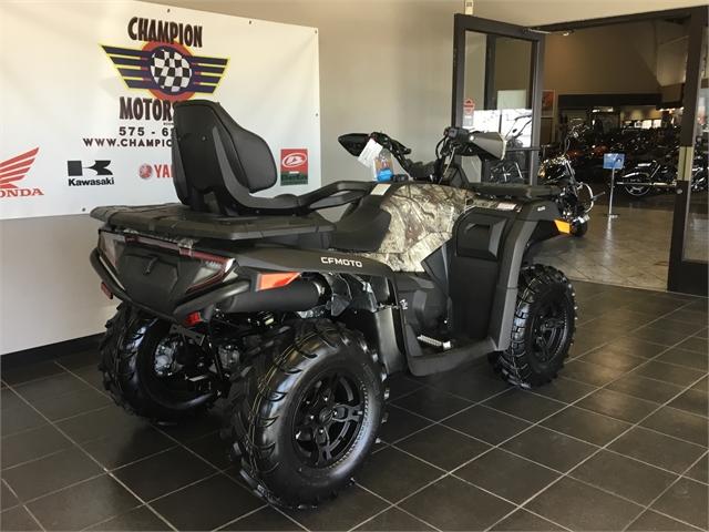2021 CFMOTO CFORCE 600 Touring at Champion Motorsports