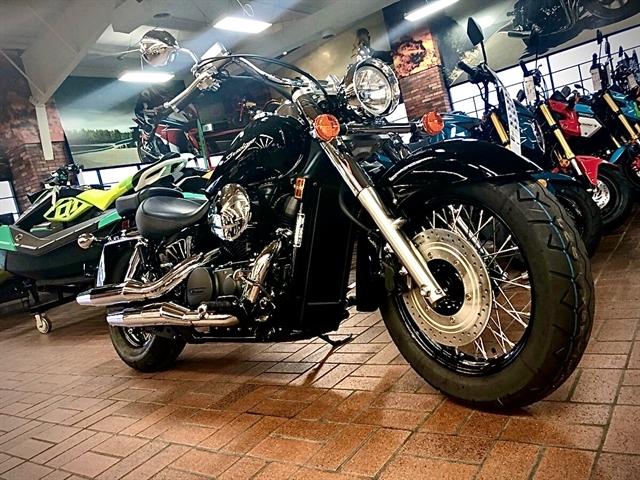 2019 Honda Shadow Aero at Wild West Motoplex