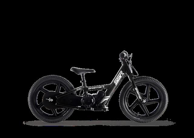 2020 SSR MOTORSPORTS SPRINTER 16 E-BALANCE BIKE at Randy's Cycle, Marengo, IL 60152