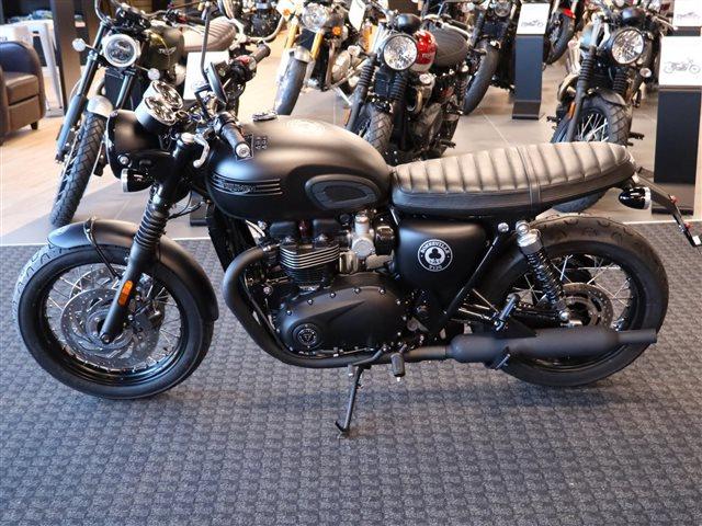 2020 Triumph Bonneville T120 Ace Black at Frontline Eurosports