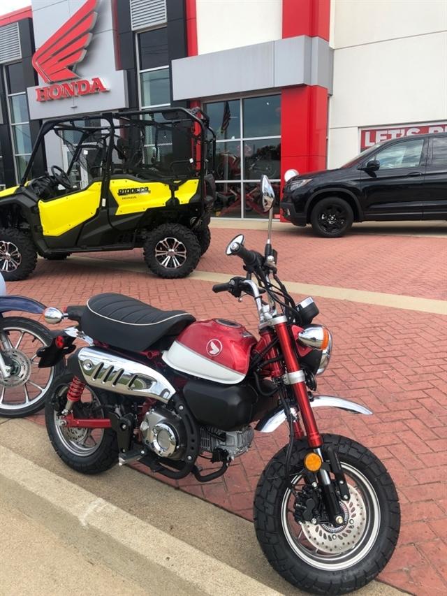 2019 Honda Monkey ABS at Genthe Honda Powersports, Southgate, MI 48195