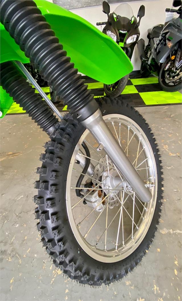 2021 Kawasaki KLX 140R L at Shreveport Cycles
