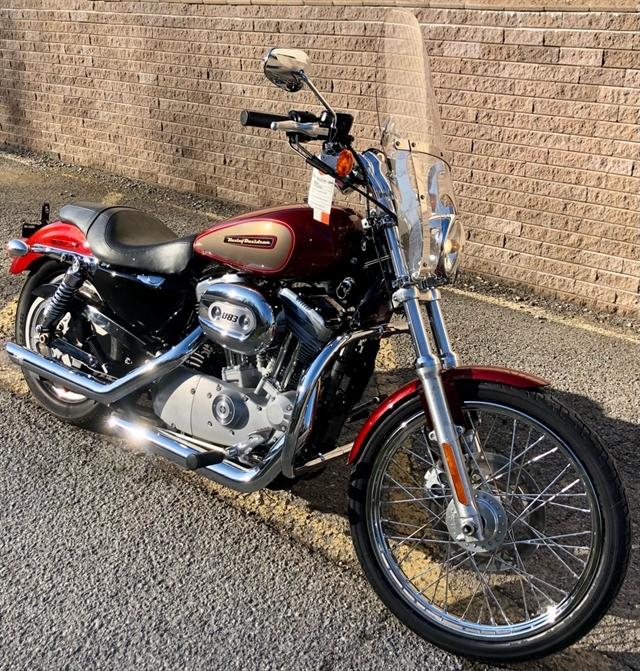 2009 Harley-Davidson Sportster 883 Custom at RG's Almost Heaven Harley-Davidson, Nutter Fort, WV 26301