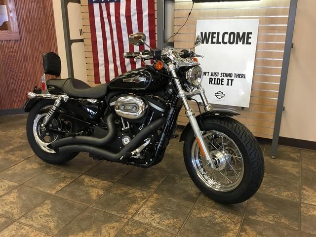 2012 Harley-Davidson Sportster 1200 Custom at Bud's Harley-Davidson Redesign