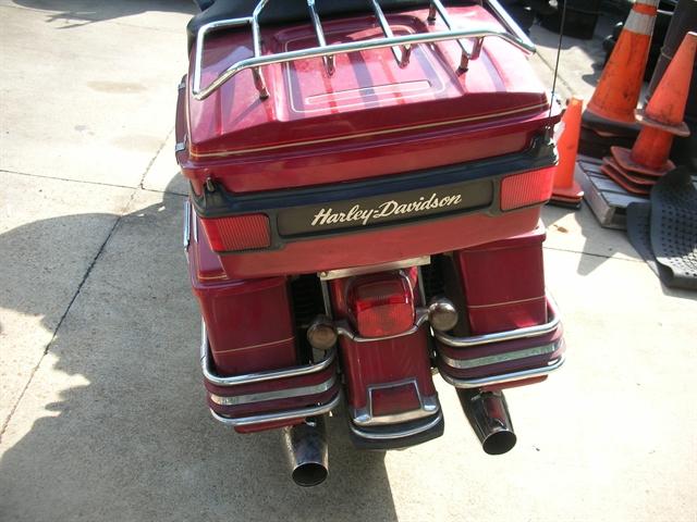 1995 HARLEY FLTCU at Hampton Roads Harley-Davidson