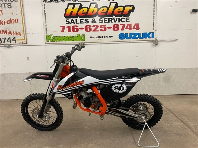 2019 KTM SX 85 17/14 at Hebeler Sales & Service, Lockport, NY 14094