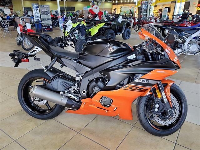2020 Yamaha YZF R6 at Sun Sports Cycle & Watercraft, Inc.