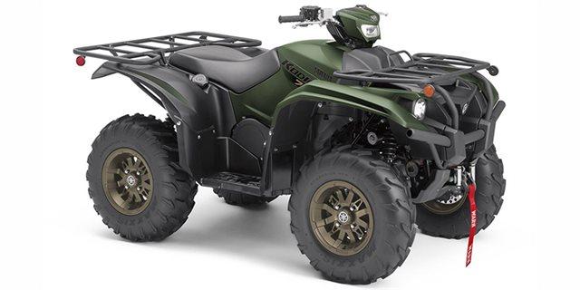 2021 Yamaha Kodiak 700 EPS SE at Clawson Motorsports