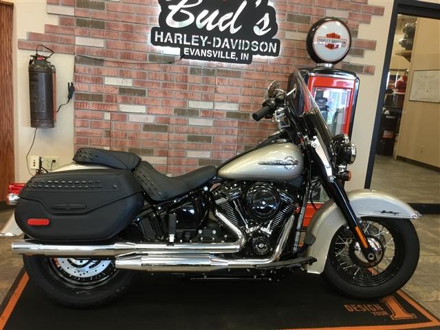 2018 Harley-Davidson Softail Heritage Classic at Bud's Harley-Davidson, Evansville, IN 47715