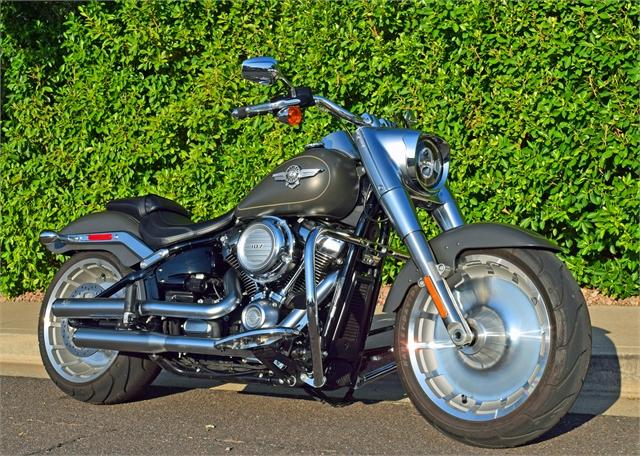 2019 Harley-Davidson Softail Fat Boy at Buddy Stubbs Arizona Harley-Davidson